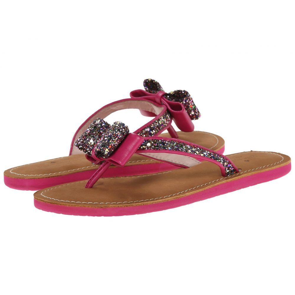 ケイト スペード Kate Spade New York レディース シューズ・靴 ビーチサンダル【Icarda】Multi Glitter/Deep Pink Nappa