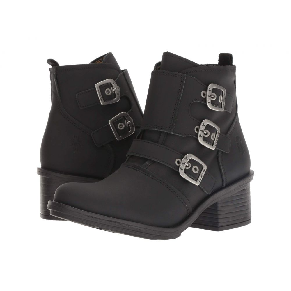 フライロンドン FLY LONDON レディース シューズ・靴 ブーツ【CRIP294FLY】Black Heritage