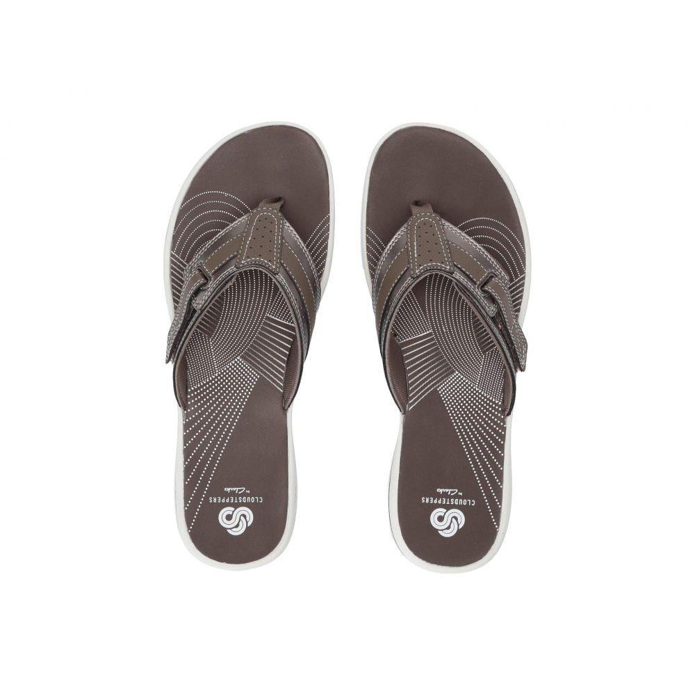 クラークス Clarks レディース シューズ・靴 ビーチサンダル【Brinkley Reef】Pewter