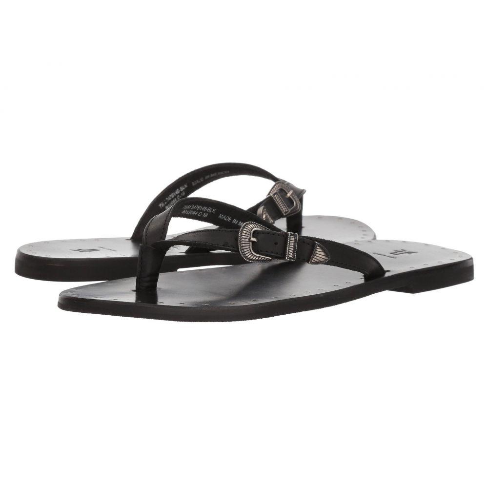 フライ Frye レディース シューズ・靴 ビーチサンダル【Ally Western Flip-Flop】Black
