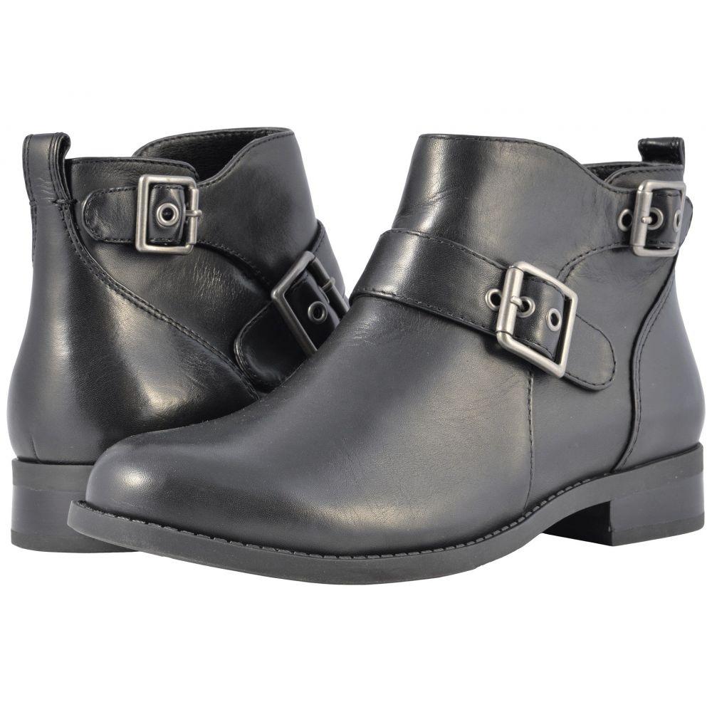 バイオニック VIONIC レディース シューズ・靴 ブーツ【Country Logan Ankle Boots】Black