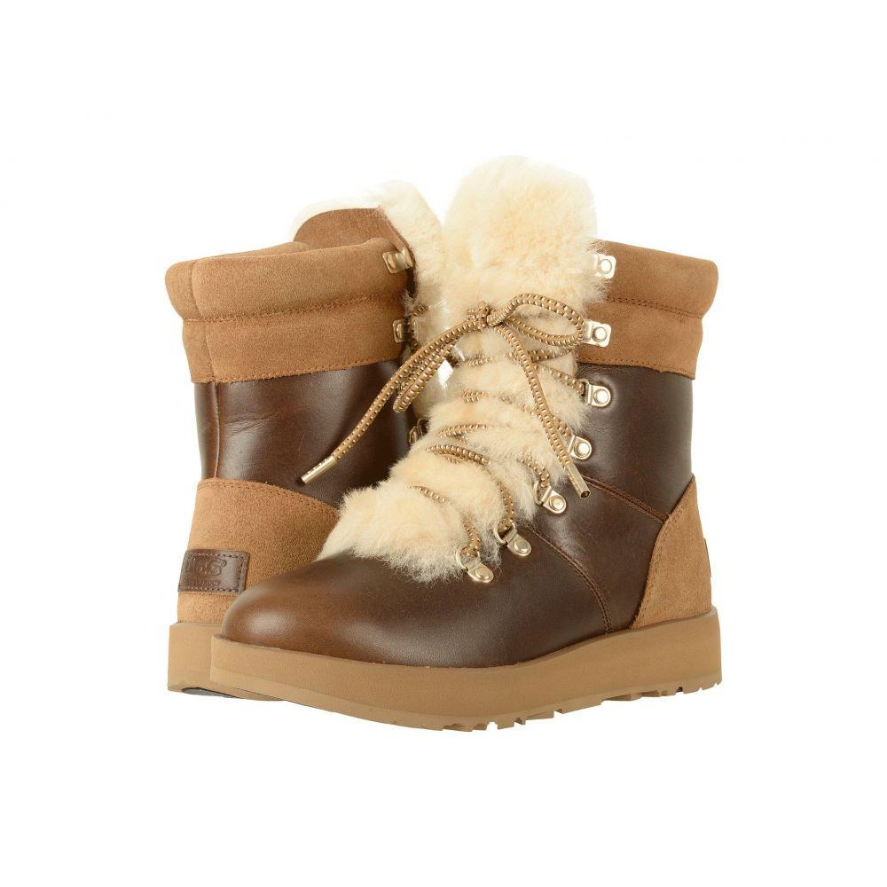 アグ UGG レディース シューズ・靴 ブーツ【Viki Waterproof】Chestnut