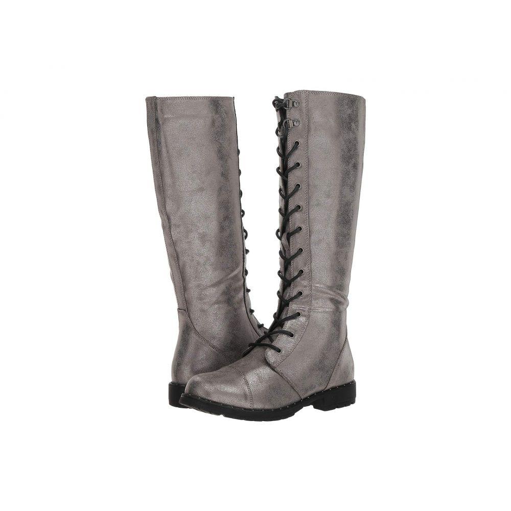 ダーティーランドリー Dirty Laundry レディース シューズ・靴 ブーツ【Roset Lace-Up Boot】Grey