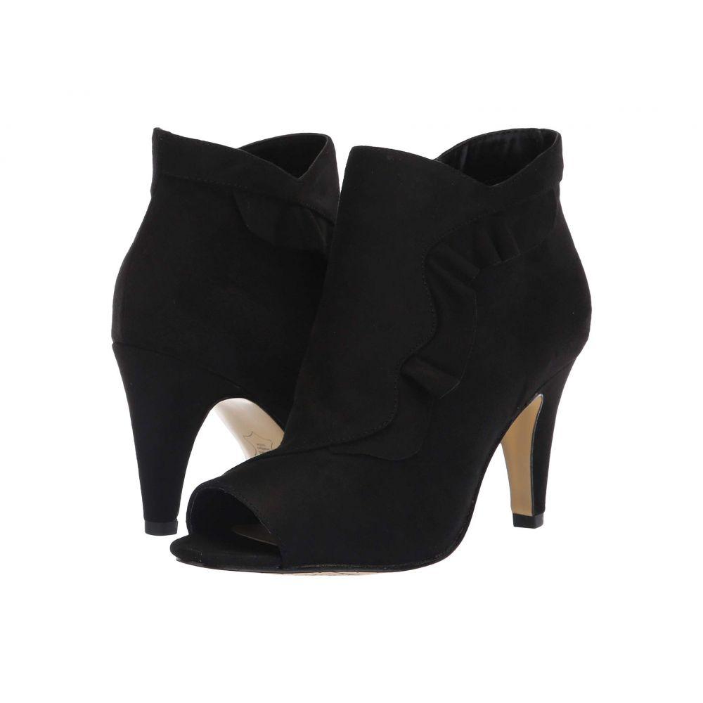 ベラヴィータ Bella-Vita レディース シューズ・靴 ブーツ【Nicolette II】Black Super Suede