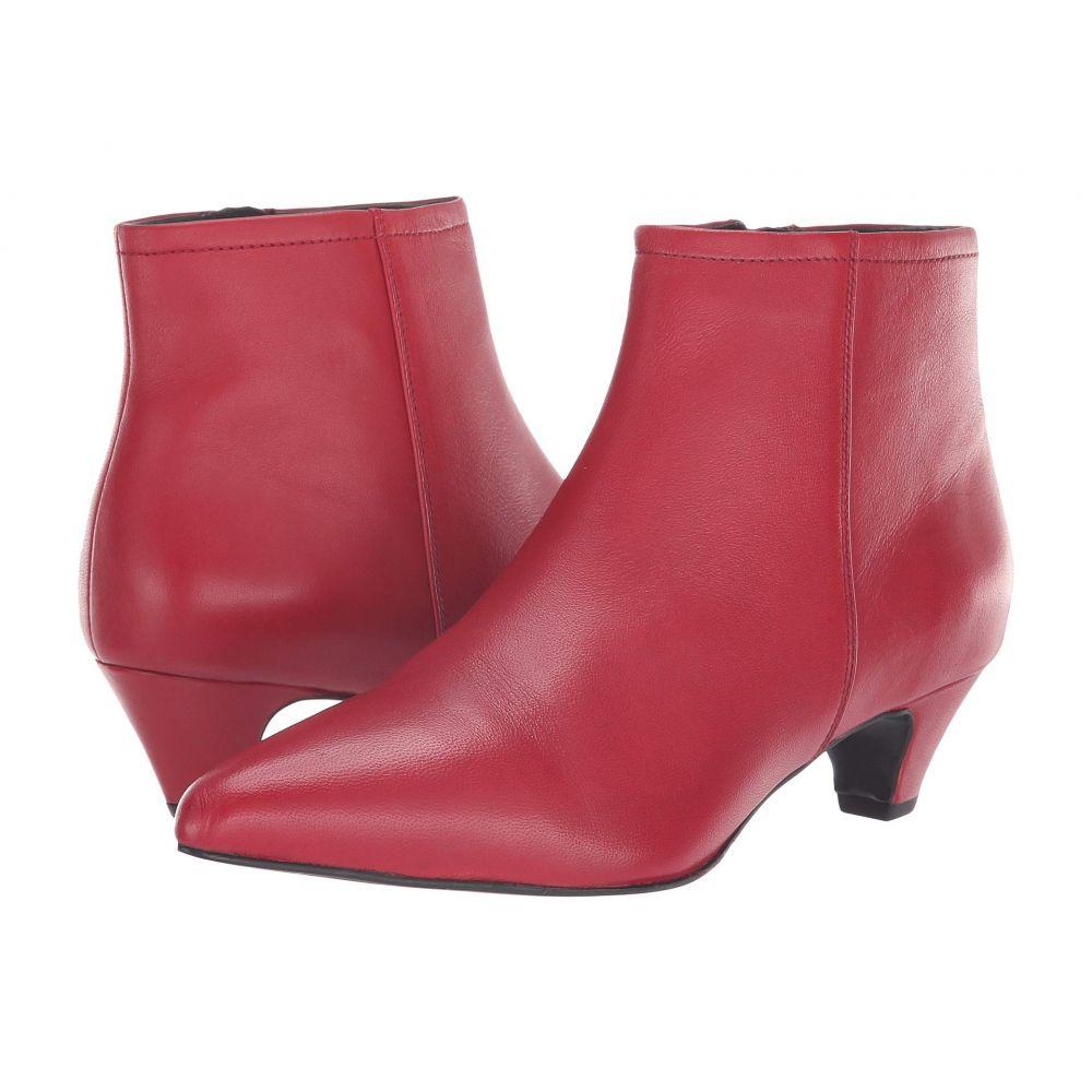 セイシェルズ Seychelles レディース シューズ・靴 ブーツ【Biome Bootie】Red Leather