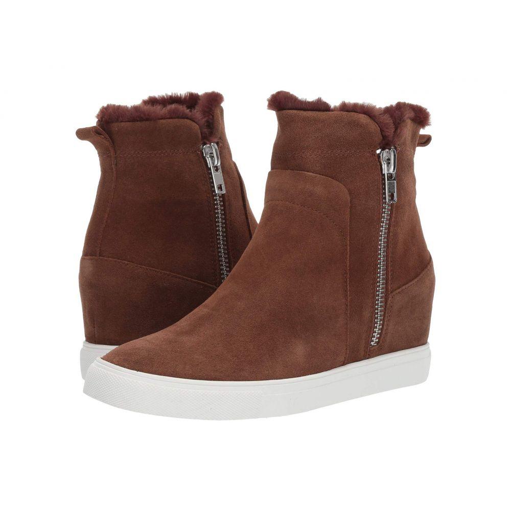 スティーブン Steven レディース シューズ・靴 ブーツ【Camela】Chestnut Suede