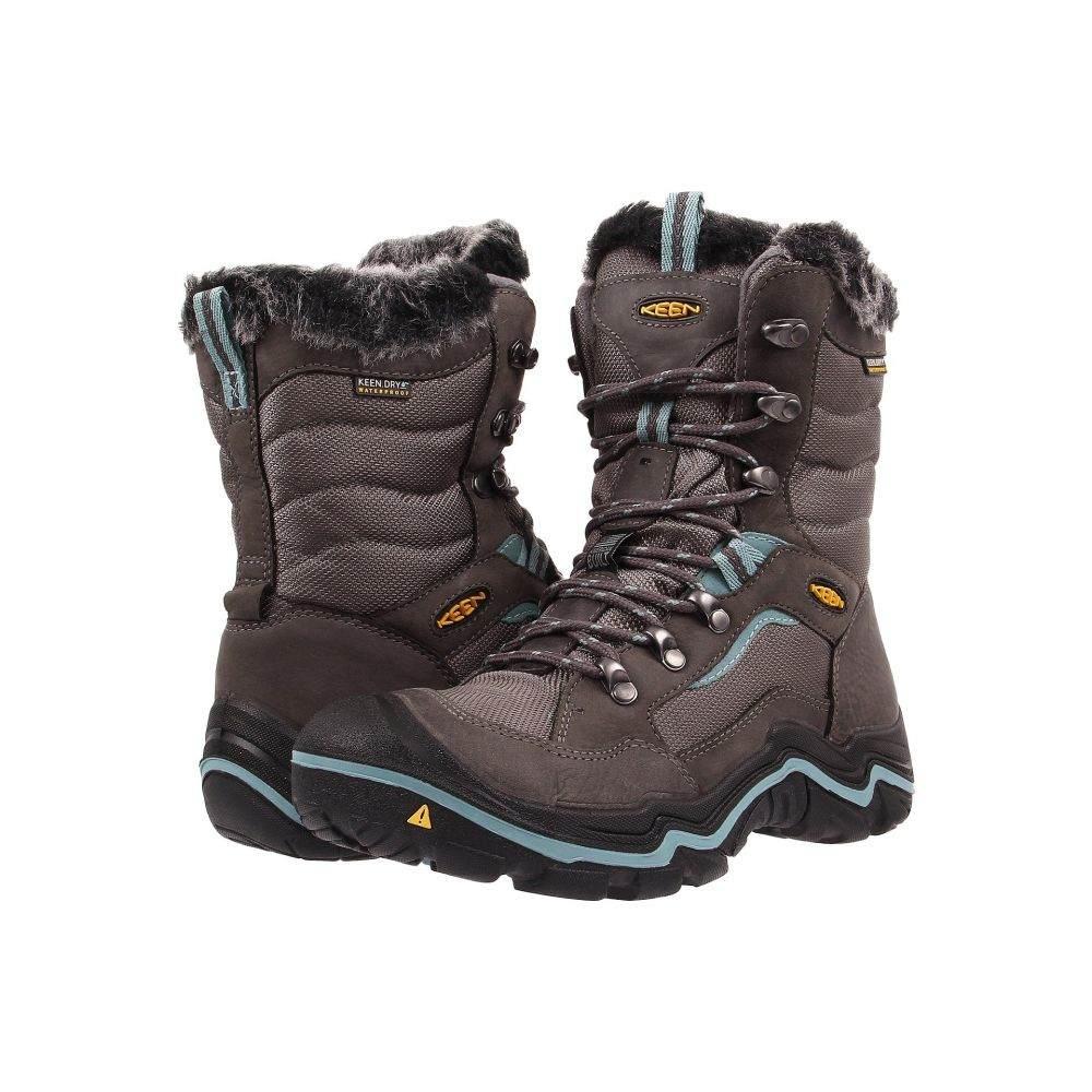 キーン Keen レディース ハイキング・登山 シューズ・靴【Durand Polar】Magnet/Mineral Blue