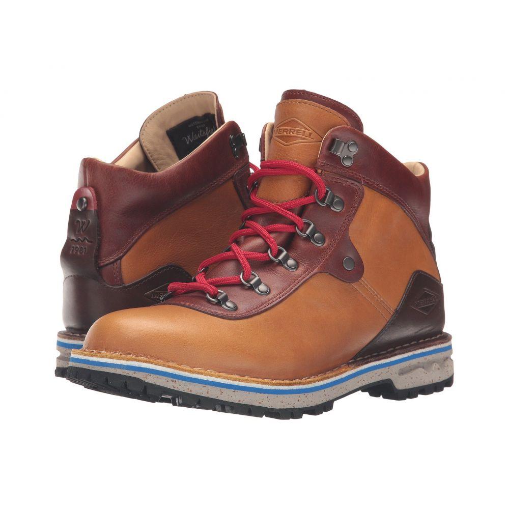 メレル Merrell レディース ハイキング・登山 シューズ・靴【Sugarbush Waterproof】Beeswax