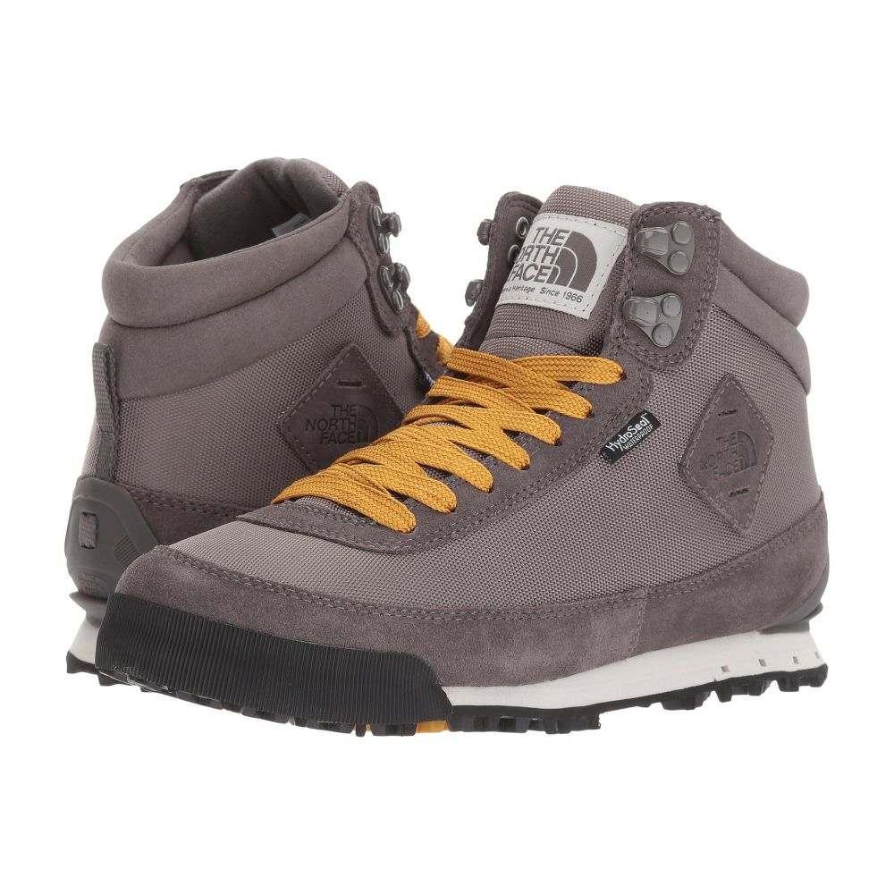 ザ ノースフェイス The North Face レディース ハイキング・登山 シューズ・靴【Back-To-Berkeley Boot II】Dark Gull Grey/Windchime Grey