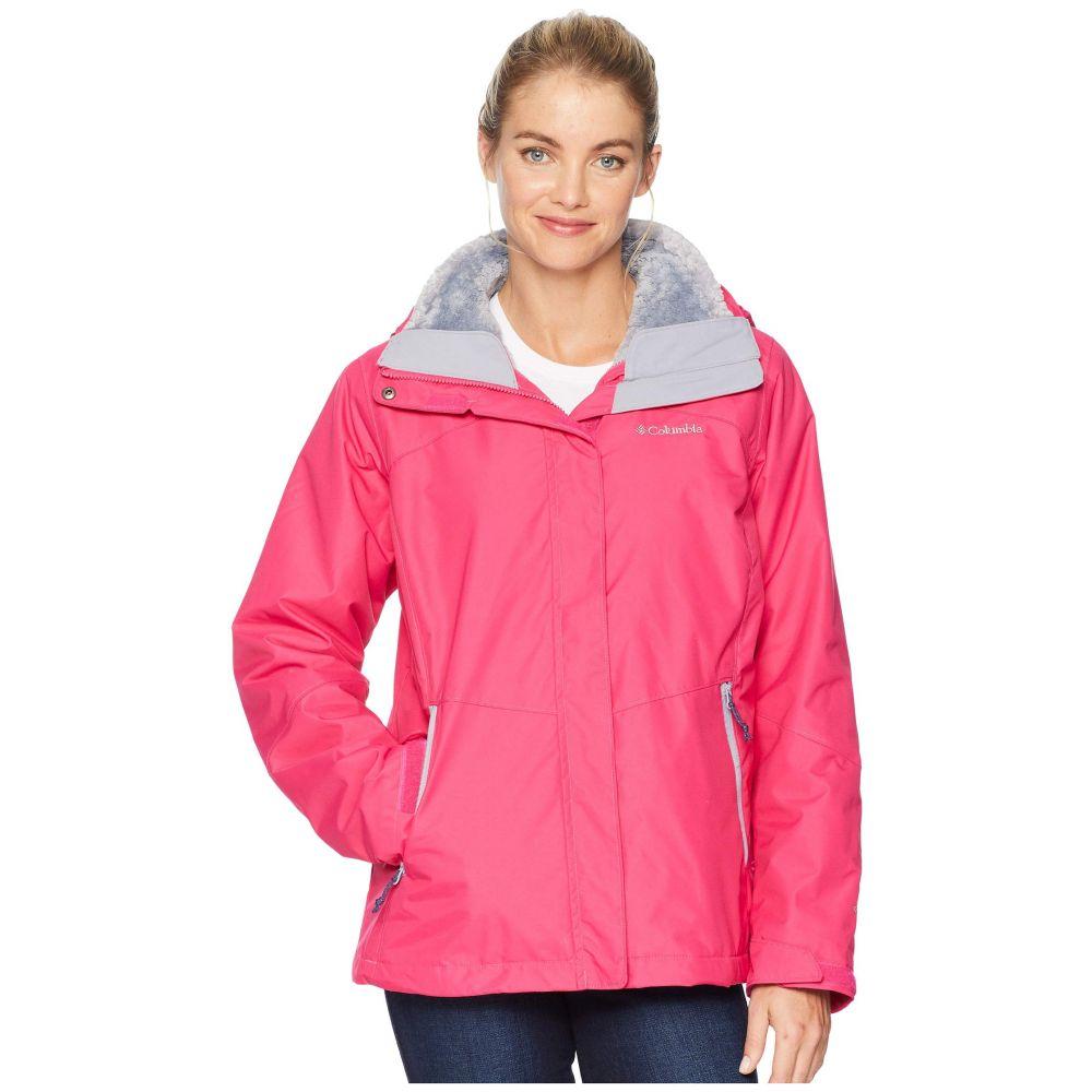 コロンビア Columbia レディース トップス フリース【Bugaboo II Fleece Interchange Jacket】Cactus Pink/Astral