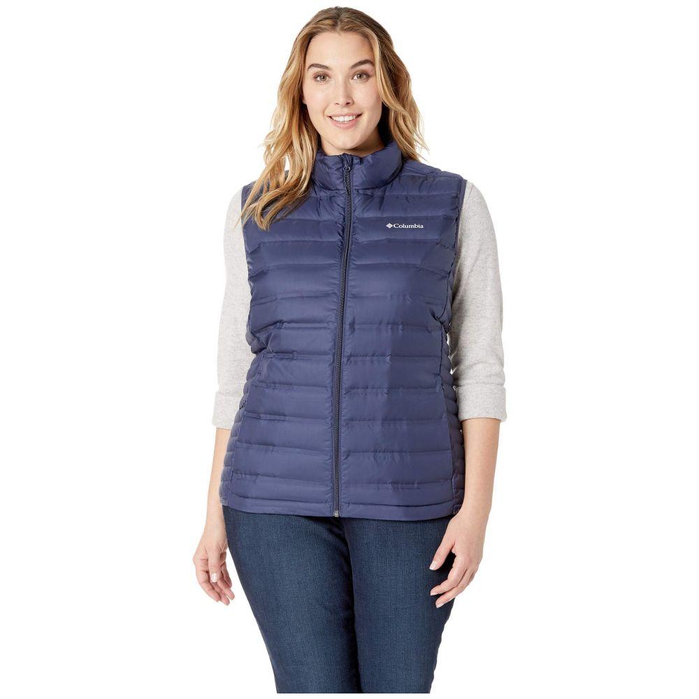 コロンビア Columbia レディース トップス ベスト・ジレ【Plus Size Lake 22 Vest】Nocturnal
