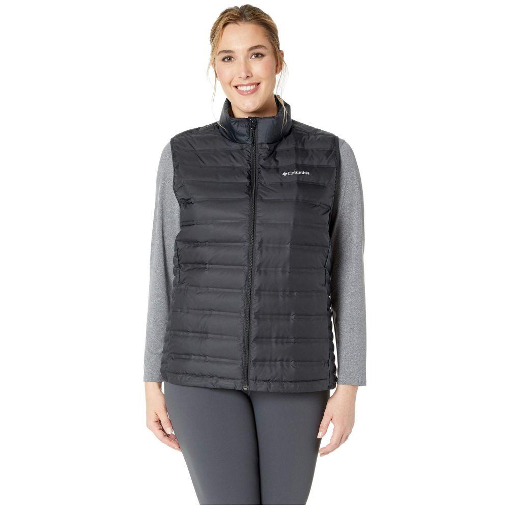 コロンビア Columbia レディース トップス ベスト・ジレ【Plus Size Lake 22 Vest】Black