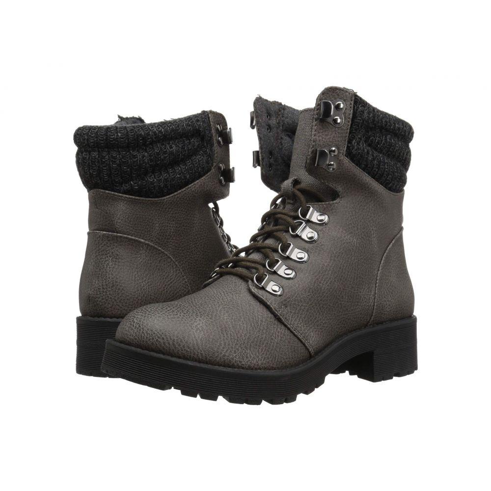 ミア MIA レディース ハイキング・登山 シューズ・靴【Lindsey】Gray