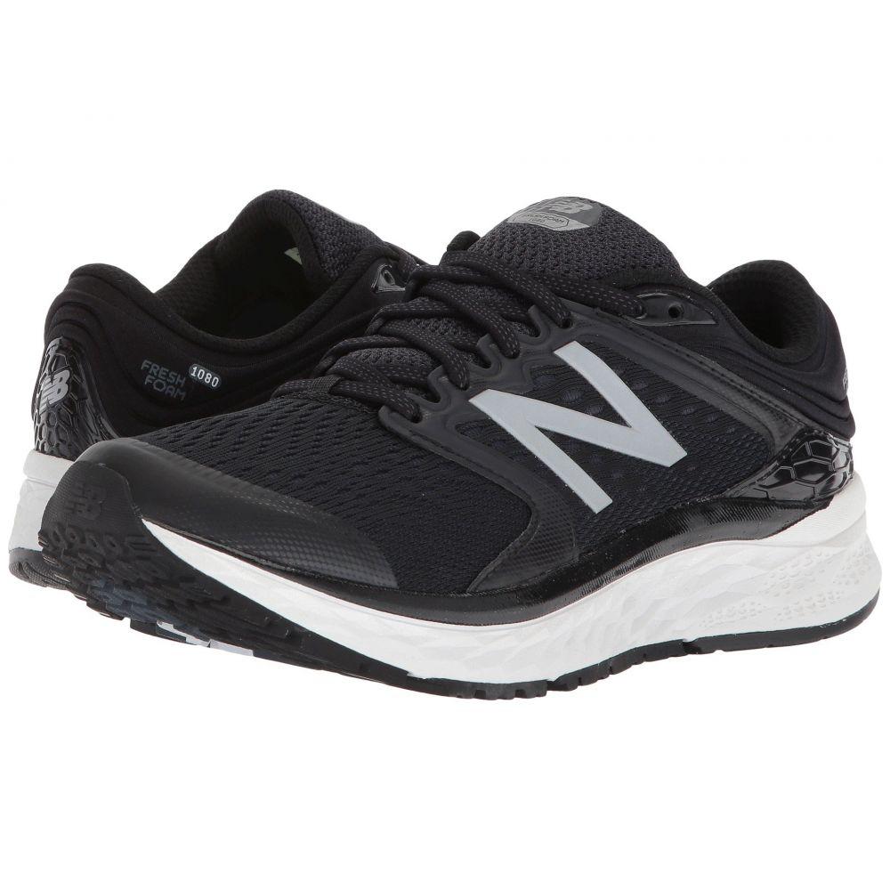 ニューバランス New Balance レディース ランニング・ウォーキング シューズ・靴【Fresh Foam 1080v8】Black/White