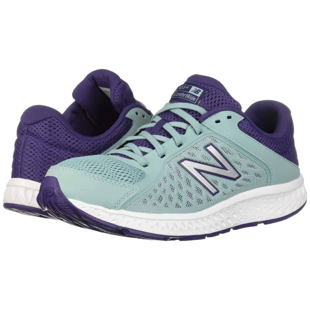 ニューバランス New Balance レディース ランニング・ウォーキング シューズ・靴【420v4】Mineral Sage/Wild Indigo
