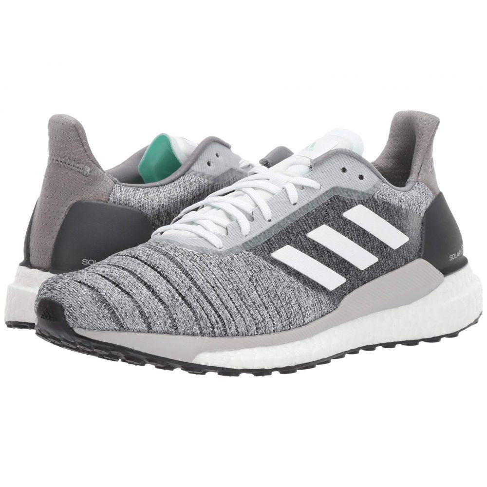 アディダス adidas Running レディース ランニング・ウォーキング シューズ・靴【Solar Glide】Footwear White/Footwear White/Clear Mint
