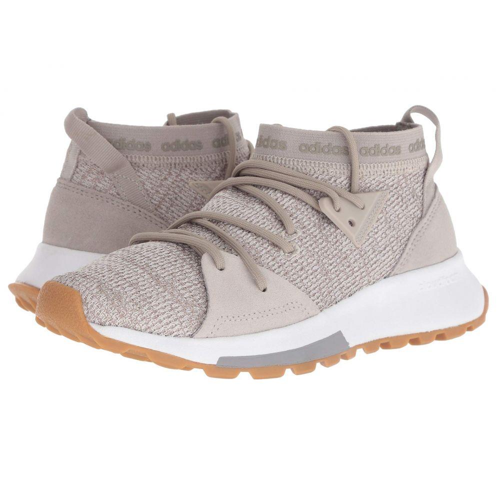 アディダス adidas レディース ランニング・ウォーキング シューズ・靴【Quesa】Clear Brown/Light Brown/Light Granite