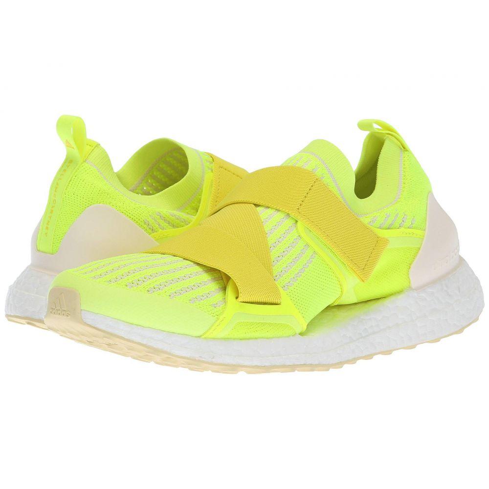 アディダス adidas by Stella McCartney レディース ランニング・ウォーキング シューズ・靴【Ultraboost X】Solar Yellow/Bright Yellow/Mist Sun