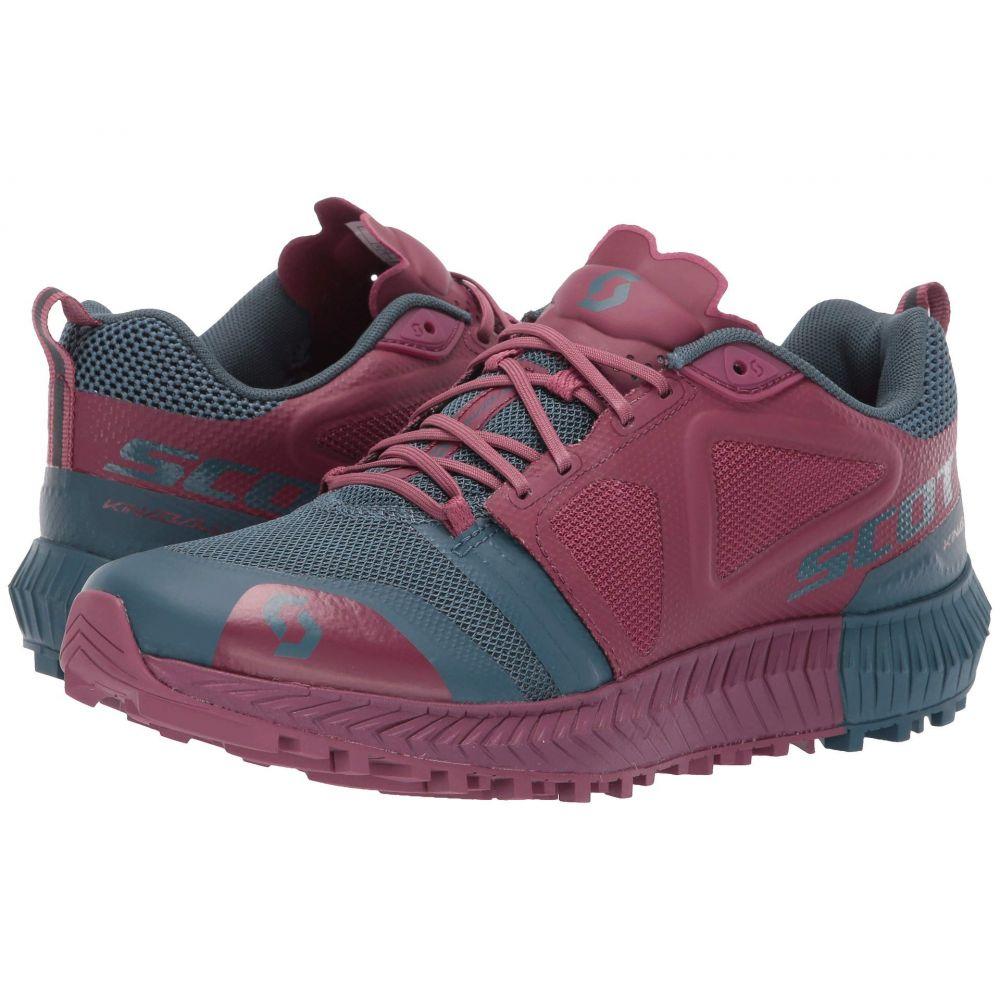 スコット Scott レディース ランニング・ウォーキング シューズ・靴【Kinabalu】Red/Blue