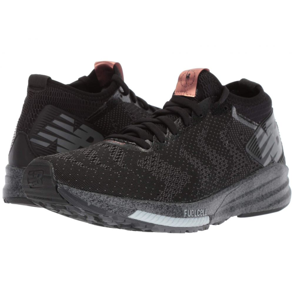 ニューバランス New Balance レディース ランニング・ウォーキング シューズ・靴【NYC Marathon FuelCell Impulse】Black/Copper