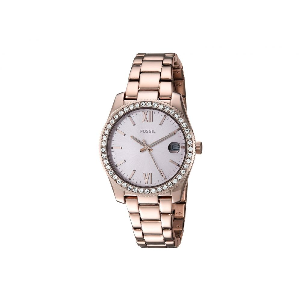 フォッシル Fossil レディース 腕時計【Scarlette - ES4363】Pink