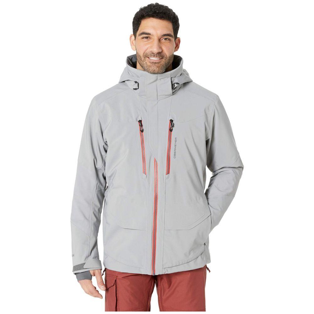 オバマイヤー Obermeyer メンズ スキー・スノーボード アウター【Kodiak Jacket】Zinc Grey