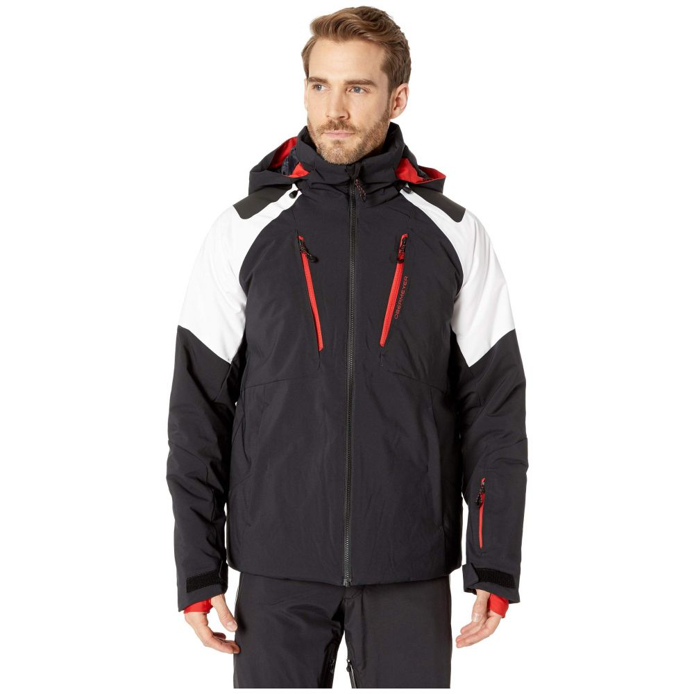 オバマイヤー Obermeyer メンズ スキー・スノーボード アウター【Foundation Jacket】White