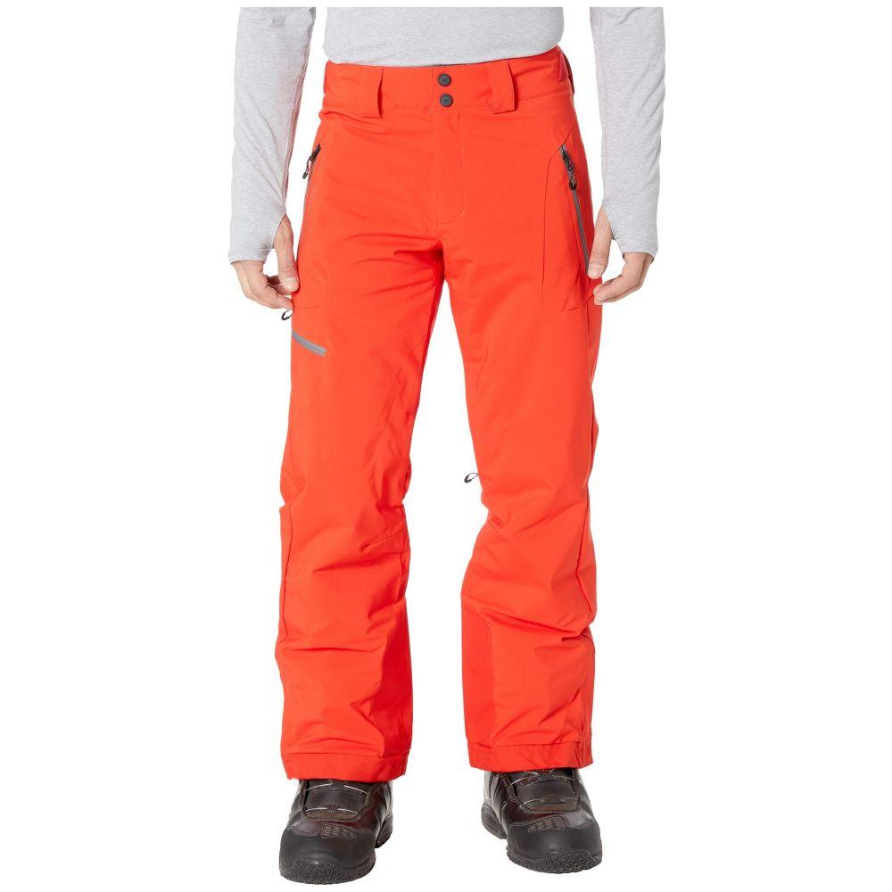 オバマイヤー Obermeyer メンズ スキー・スノーボード ボトムス・パンツ【Force Pants】Red