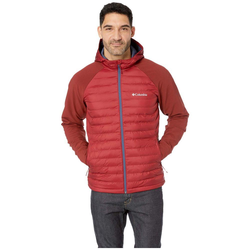 コロンビア Columbia メンズ スキー・スノーボード アウター【Rogue Explorer Hybrid Jacket】Red Element/Red Element Heather