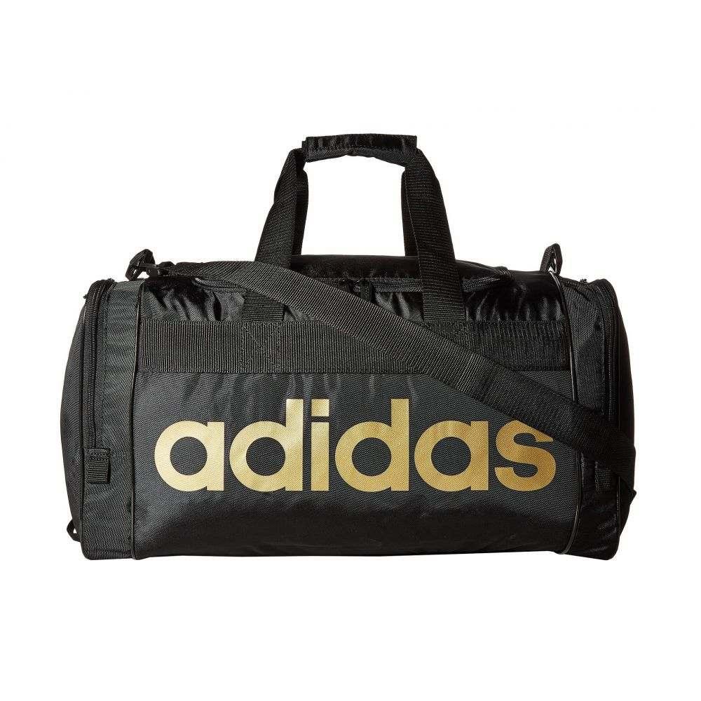 アディダス adidas メンズ バッグ ボストンバッグ・ダッフルバッグ【Santiago Duffel】Black/Gold, ウチハラマチ:b9fe154a --- musictower.jp