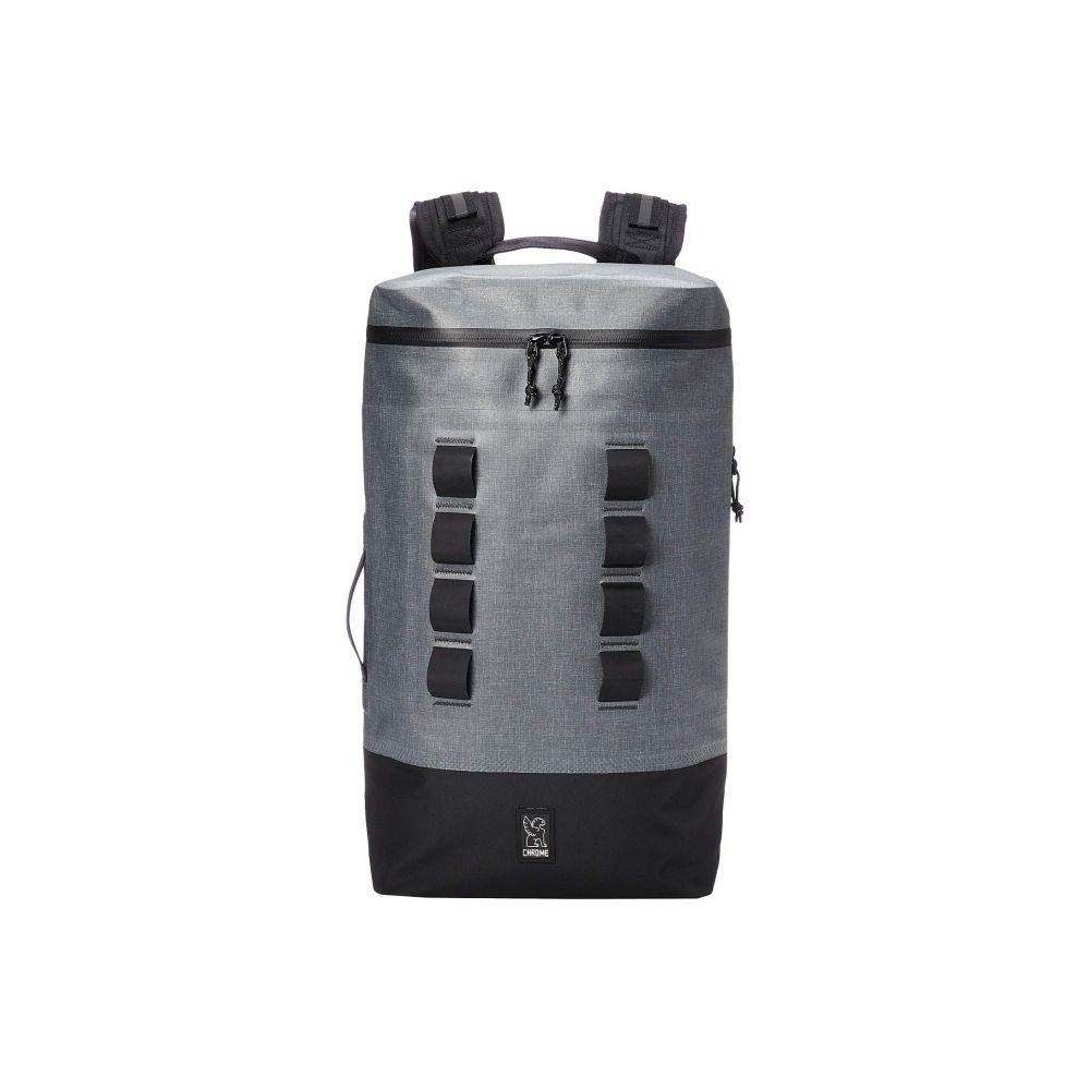 クローム インダストリーズ Chrome メンズ バッグ バックパック・リュック【Urban Ex Gas Can Pack 22L】Grey/Black