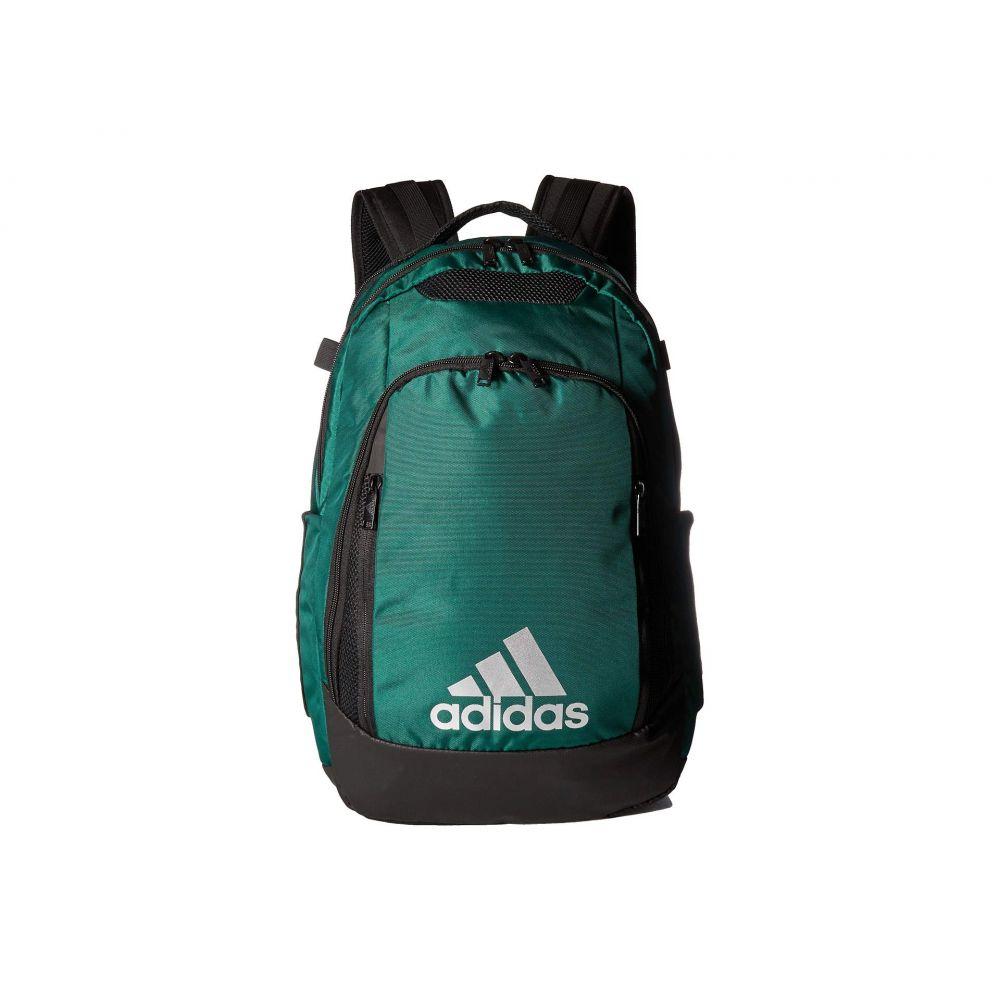 アディダス adidas メンズ バッグ バックパック・リュック【5-Star Team Backpack】Dark Green