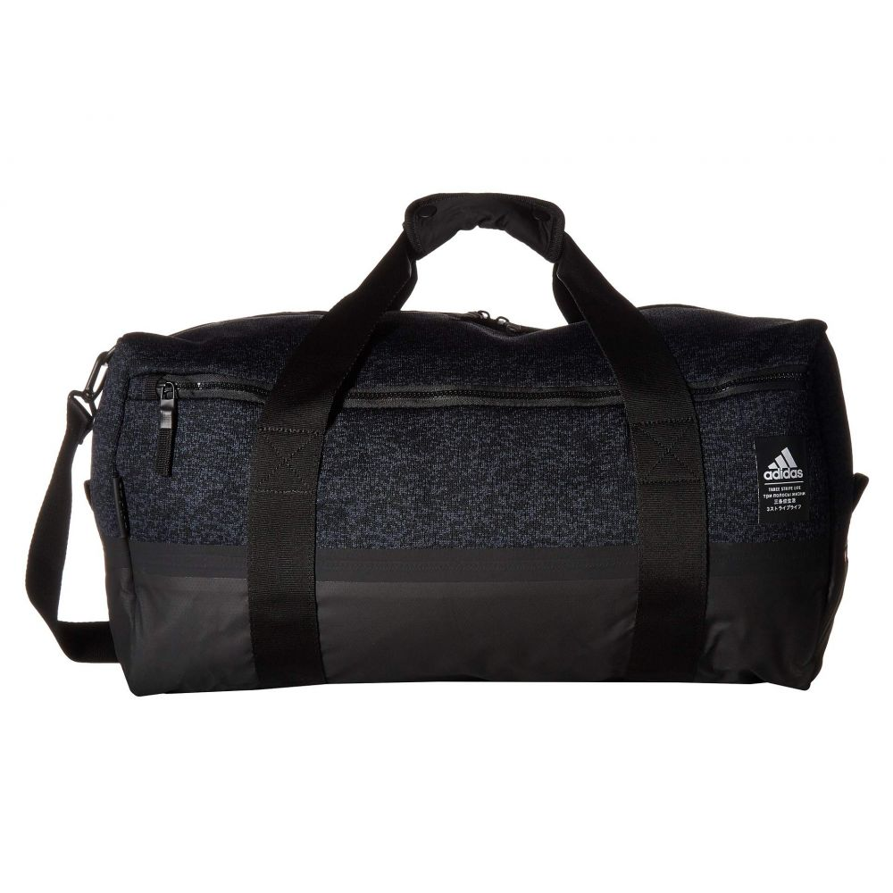 アディダス adidas メンズ バッグ ボストンバッグ・ダッフルバッグ【PK Amplifier Duffel】Pixel Prime Knit Night Grey/Black