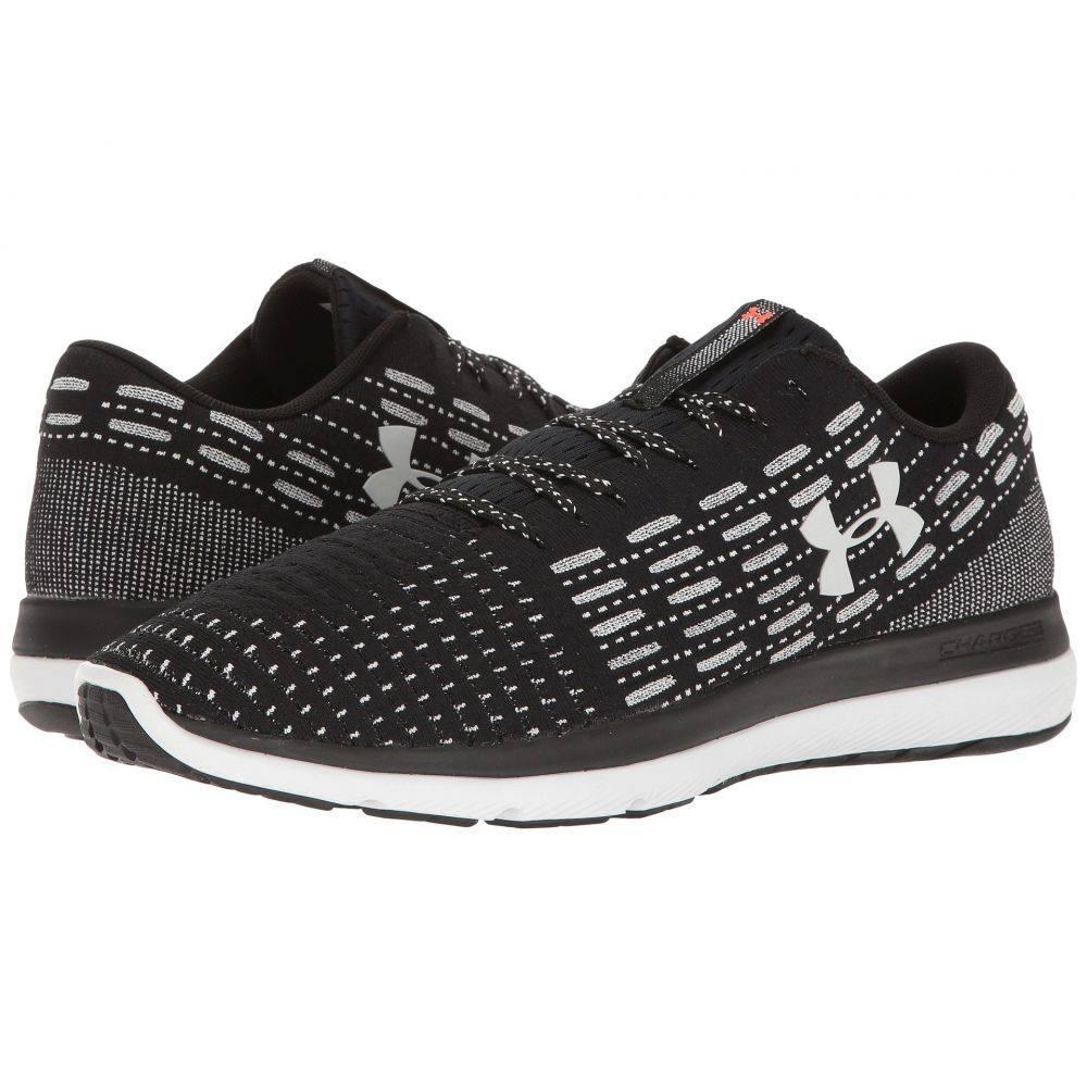 アンダーアーマー Under Armour メンズ ランニング・ウォーキング シューズ・靴【UA Threadborne Slingflex】Black/White/White