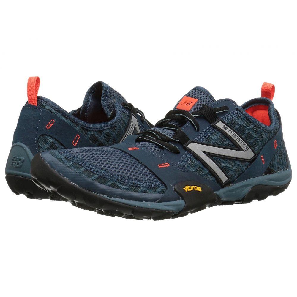 ニューバランス New Balance メンズ ランニング・ウォーキング シューズ・靴【Minimus 10v1】Tornado/Alpha Orange