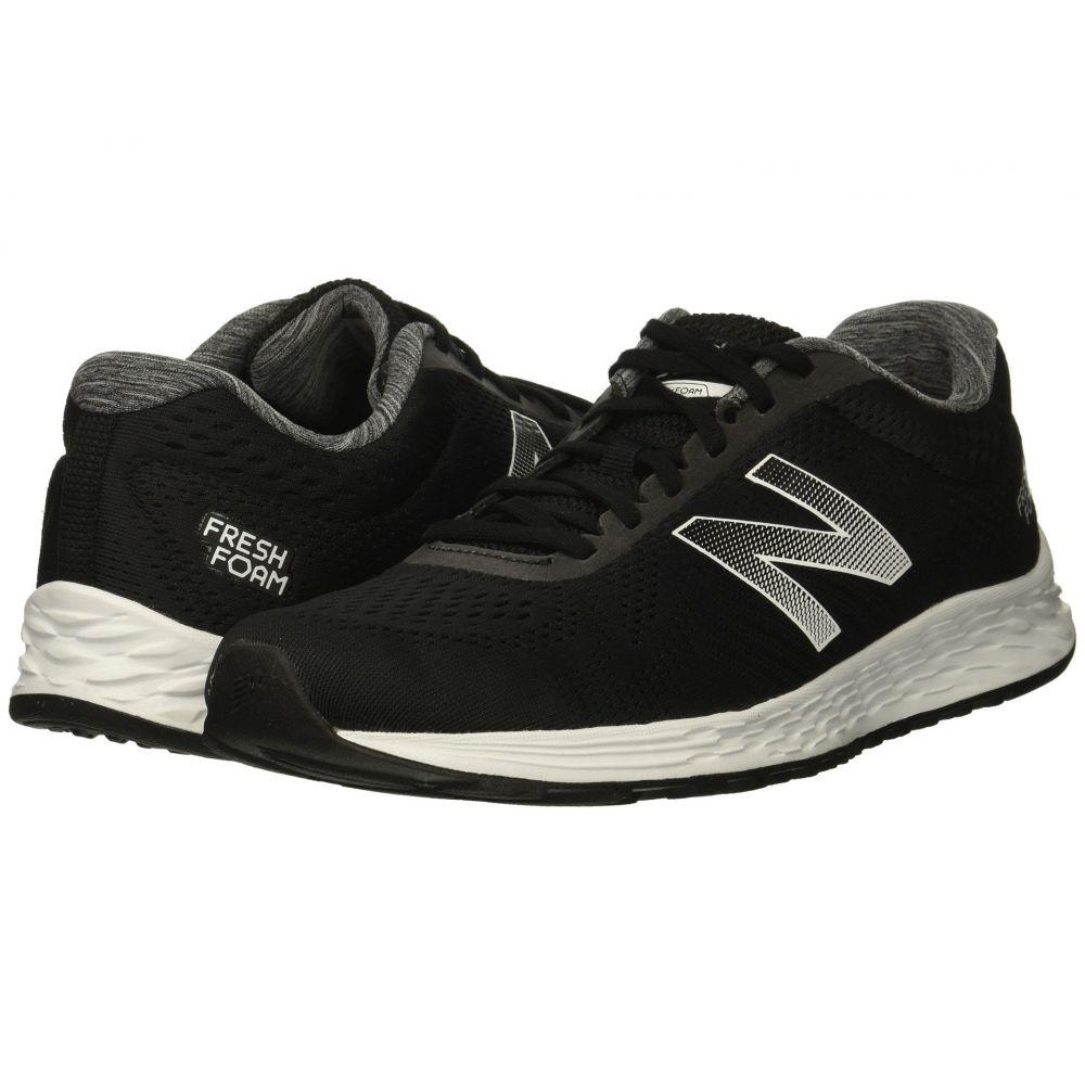 ニューバランス New Balance メンズ ランニング・ウォーキング シューズ・靴【Arishi v1】Black/White 1