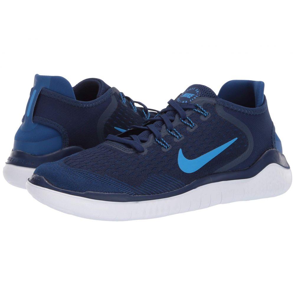 ナイキ Nike メンズ ランニング・ウォーキング シューズ・靴【Free RN 2018】Blue Void/Photo Blue/Indigo Force