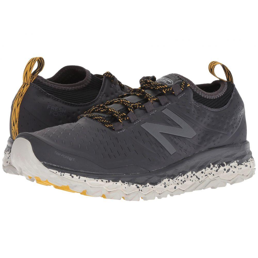 ニューバランス New Balance メンズ ランニング・ウォーキング シューズ・靴【Fresh Foam Hierro v3】Magnet/Black