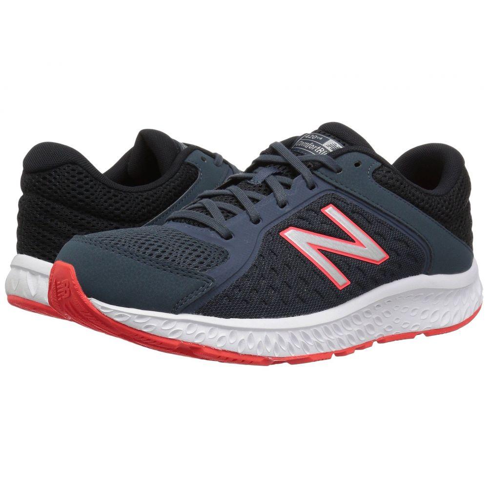 ニューバランス New Balance メンズ ランニング・ウォーキング シューズ・靴【420v4】Petrol/Black