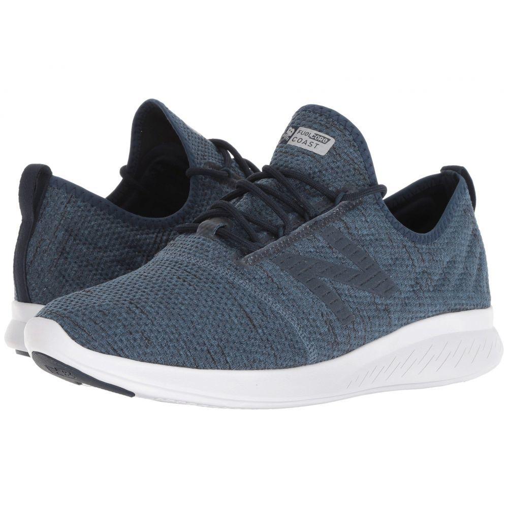 ニューバランス New Balance メンズ ランニング・ウォーキング シューズ・靴【Coast v4】Techtonic Blue/Black