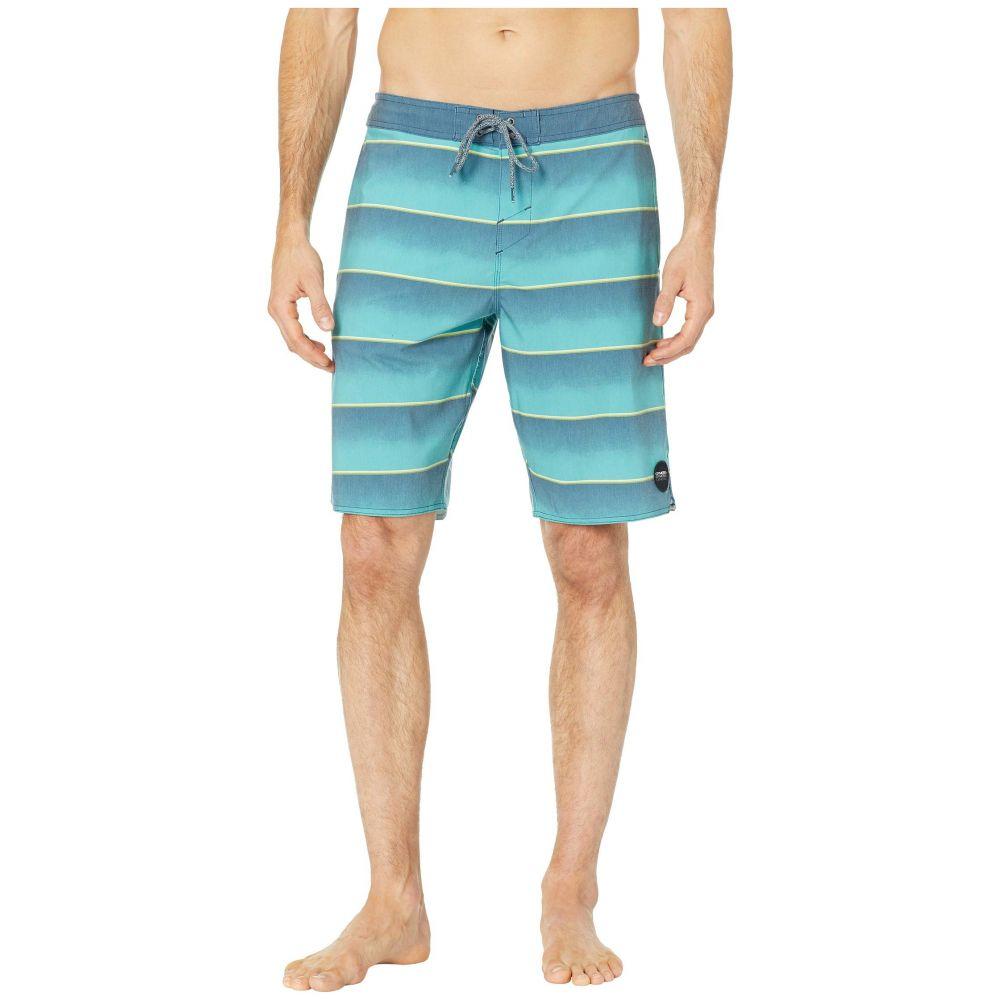 オニール O'Neill メンズ 水着・ビーチウェア 海パン【Tidelines Cruzer Boardshorts】Dark Blue