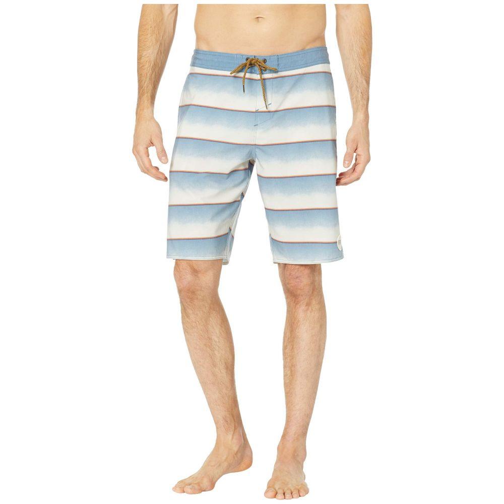 オニール O'Neill メンズ 水着・ビーチウェア 海パン【Tidelines Cruzer Boardshorts】Dust Blue