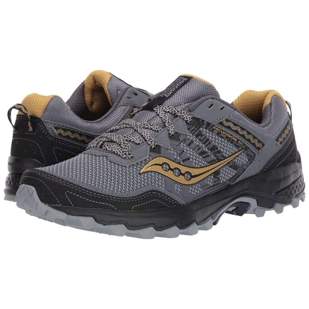 サッカニー Saucony メンズ ランニング・ウォーキング シューズ・靴【Excursion TR12】Silver/Gold