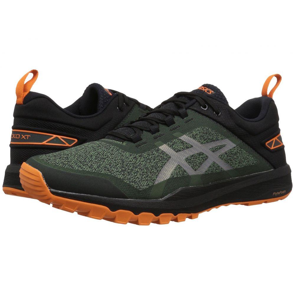 アシックス ASICS メンズ ランニング・ウォーキング シューズ・靴【Gecko XT】Cedar Green/Black
