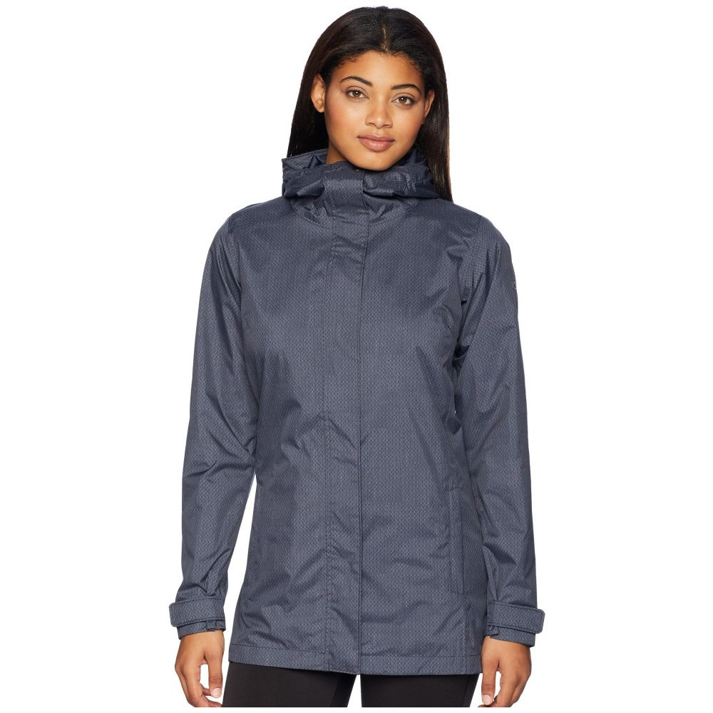 コロンビア Columbia レディース アウター レインコート【Splash A Little II Rain Jacket】India Ink Starts Print