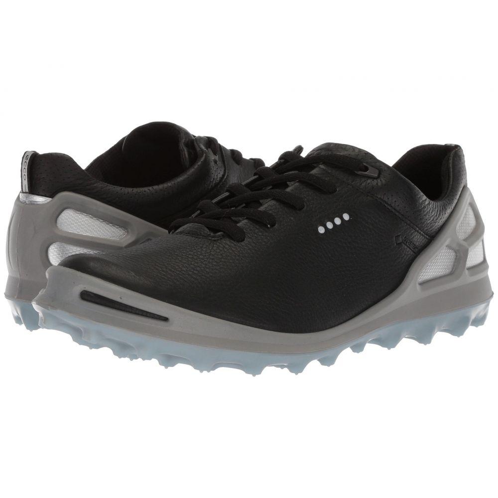 エコー ECCO Golf レディース ゴルフ シューズ・靴【Cage Pro GTX】Black/Arona