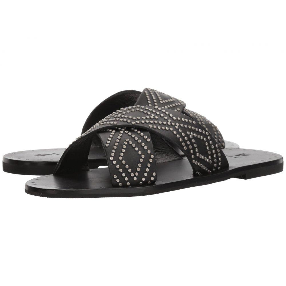 フライ Frye レディース シューズ・靴 サンダル・ミュール【Ally Deco Stud Crisscross】Black