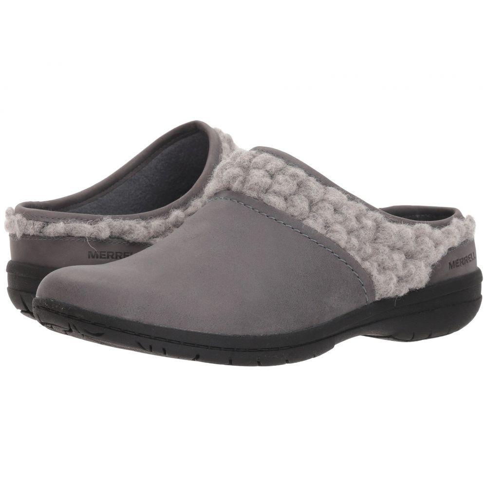 メレル Merrell レディース シューズ・靴 サンダル・ミュール【Encore Kassie Slide Wool】Castlerock