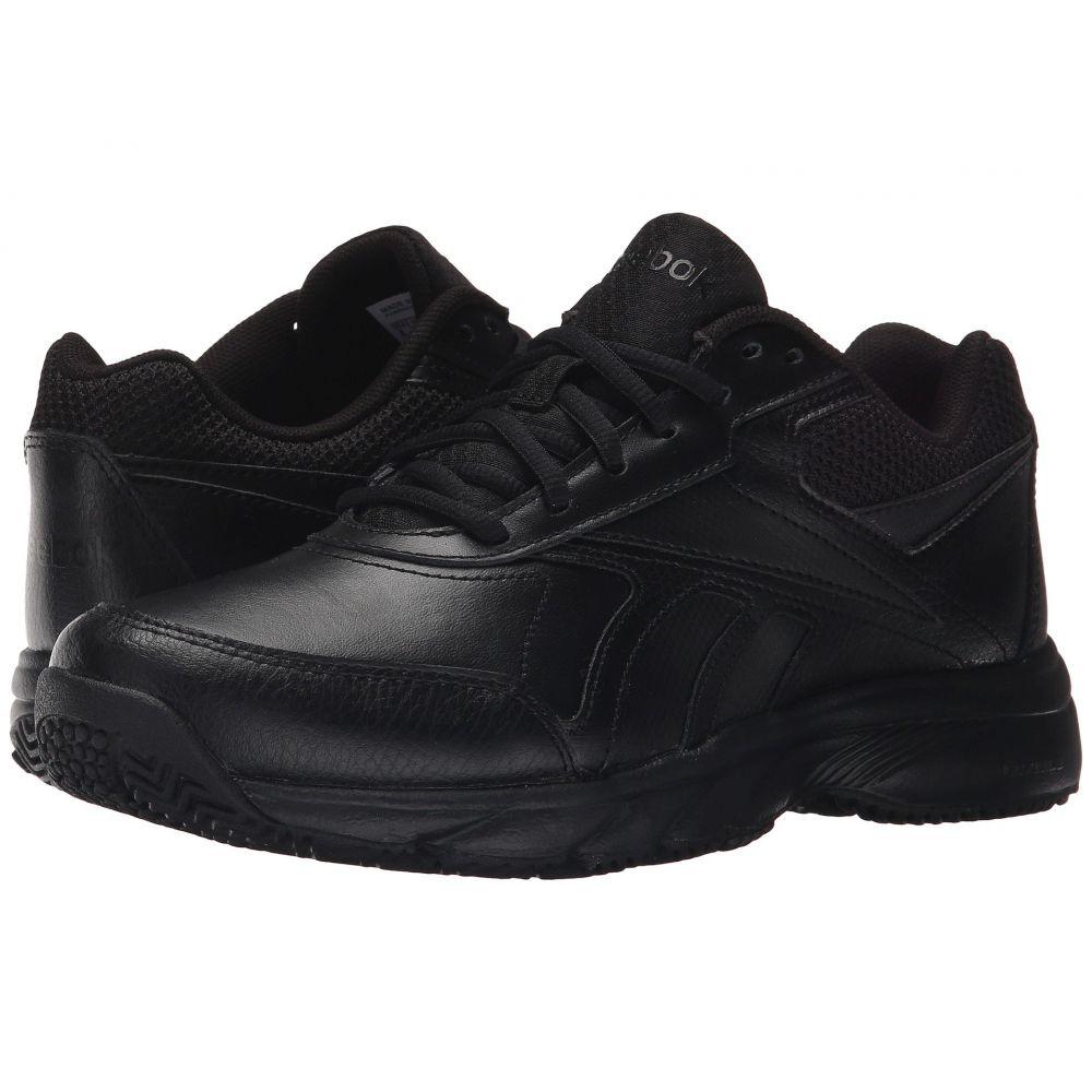 リーボック Reebok レディース シューズ・靴【Work 'N Cushion 2.0】Black/Black