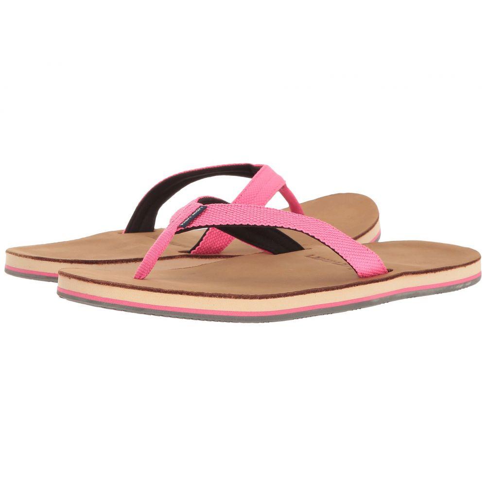 ハリマリ hari mari レディース シューズ・靴 ビーチサンダル【Scouts】Neon Pink/Black